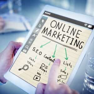 online marketing includes activites not a part of traditional marketing