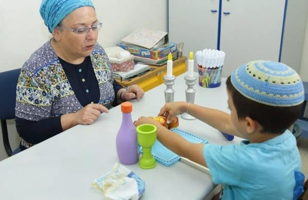 Therapy at Neve Avraham